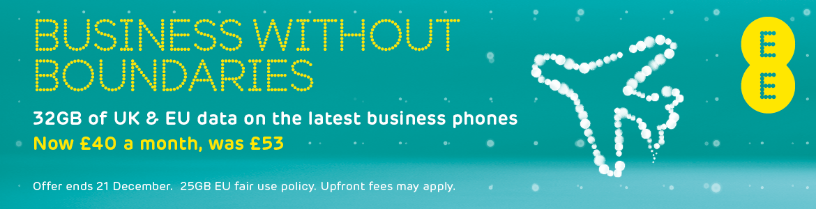 Business without boundaries from EE